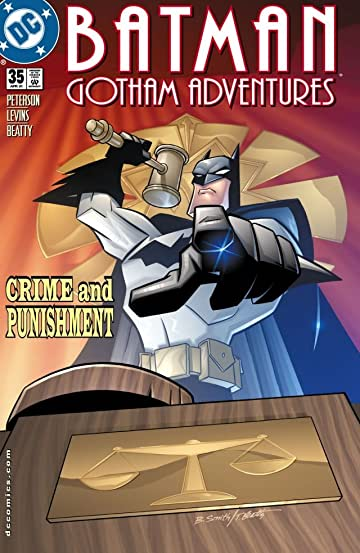Batman: Gotham Adventures #35