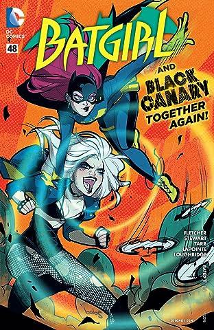 Batgirl (2011-) #48