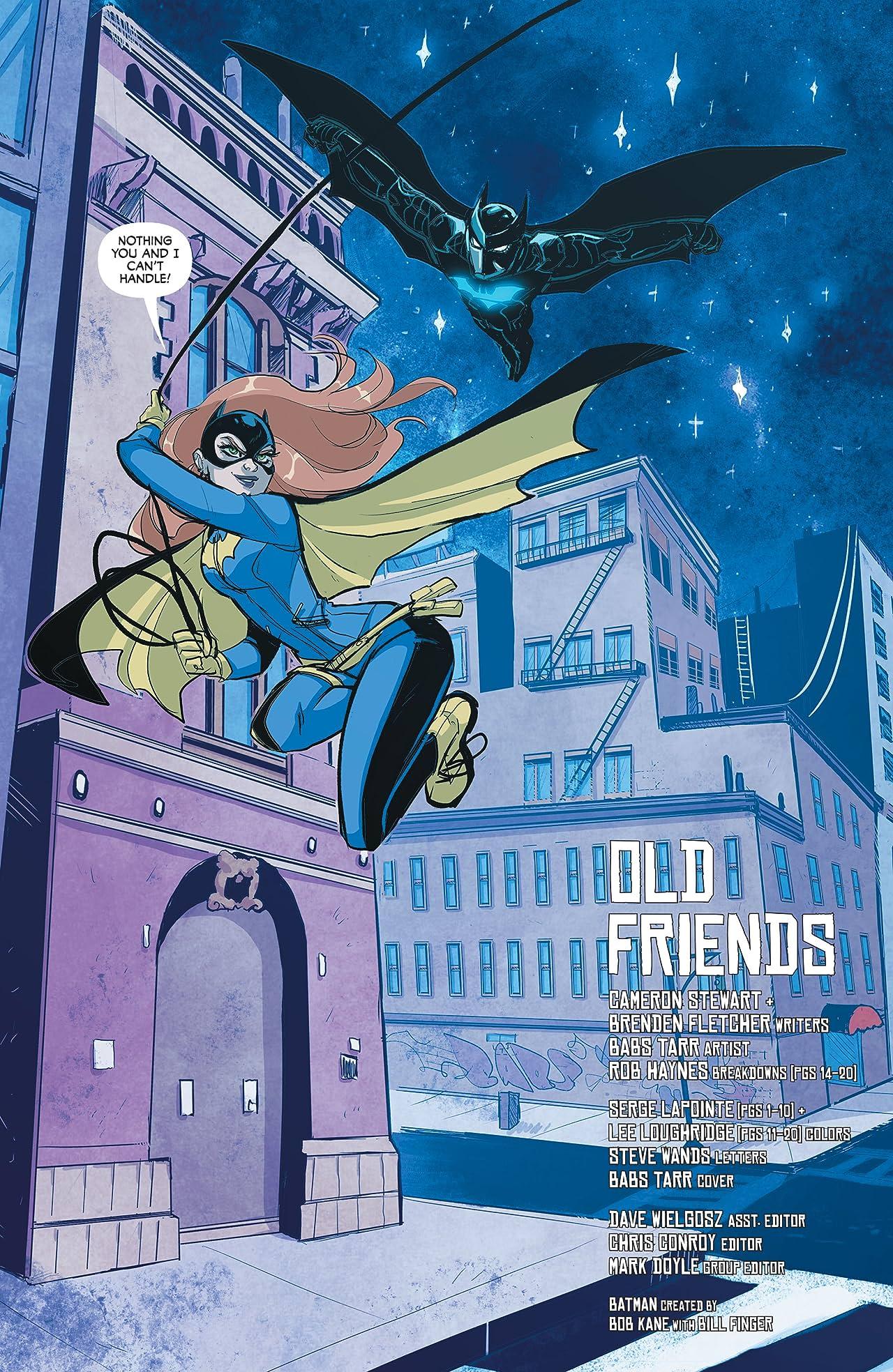 Batgirl (2011-2016) #48