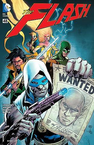 The Flash (2011-2016) #48