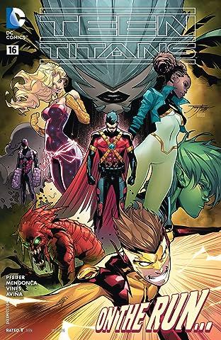 Teen Titans (2014-2016) No.16