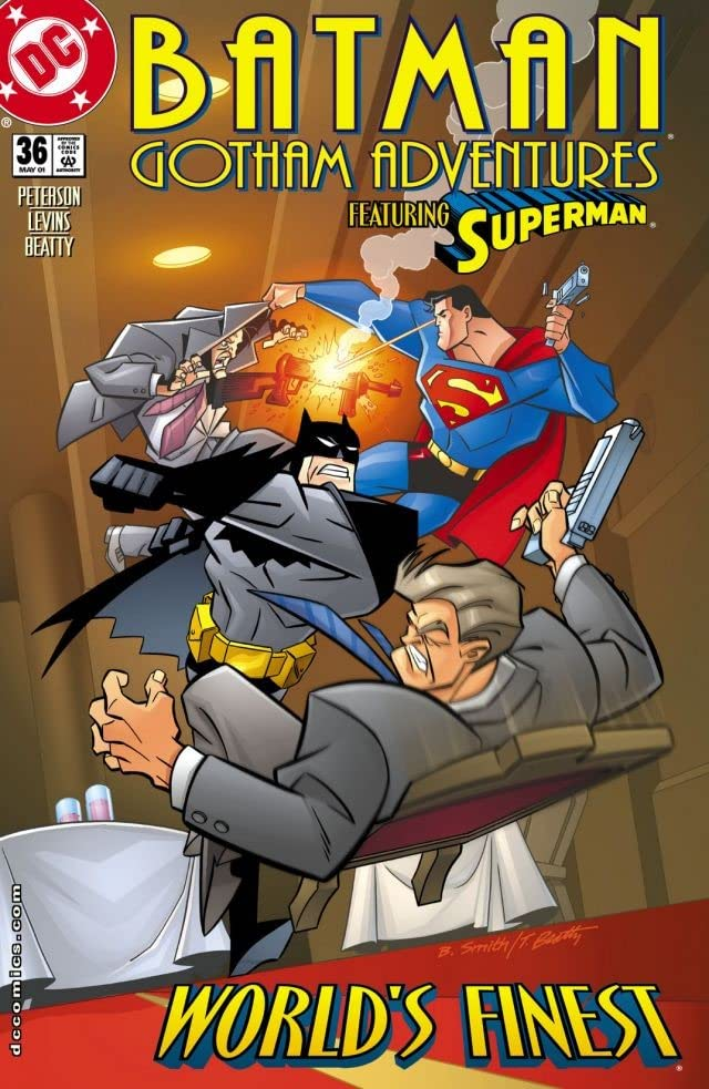 Batman: Gotham Adventures #36