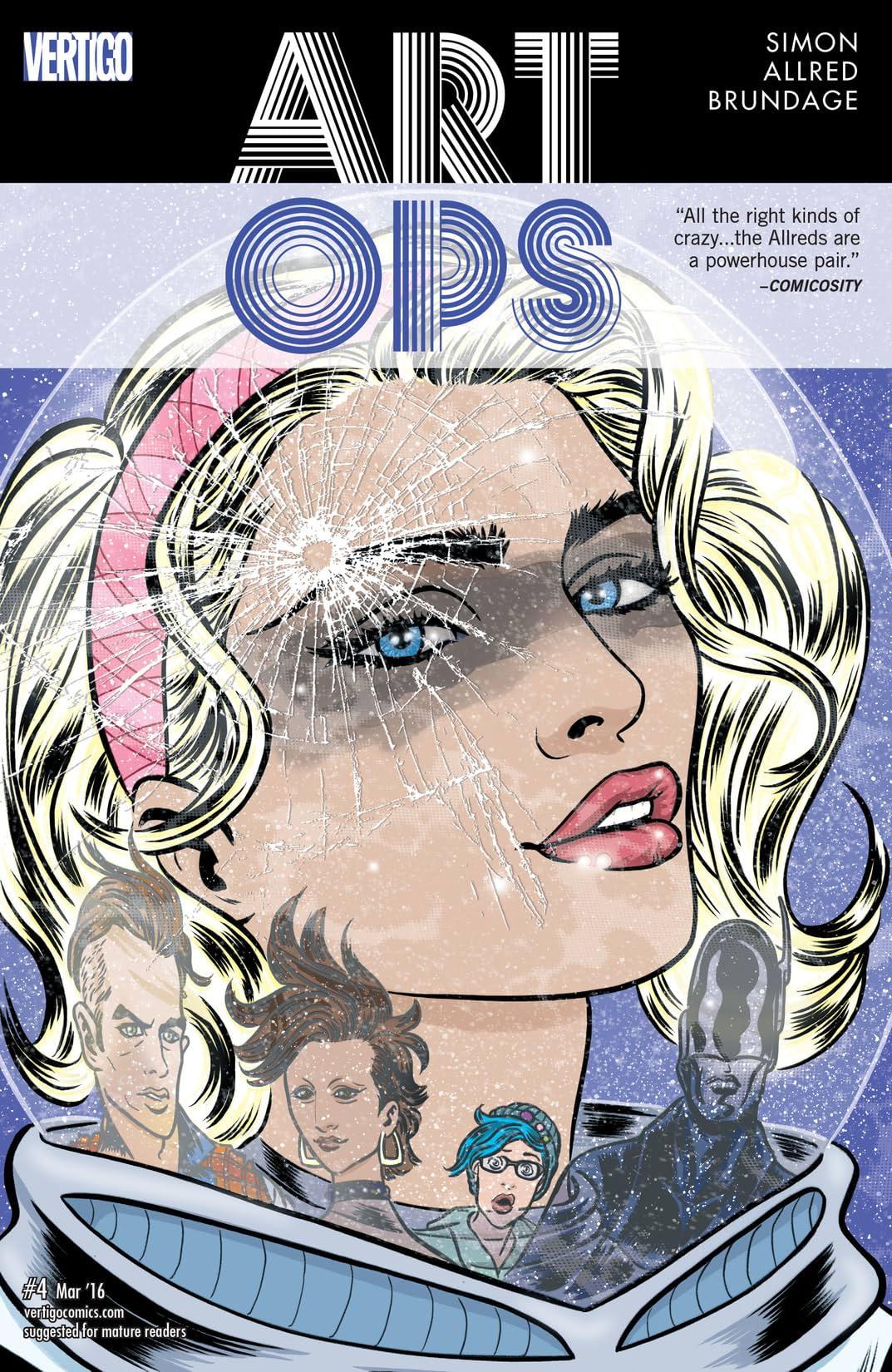 Art Ops (2015-2016) #4