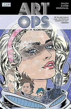 Art Ops (2015-2016) No.4