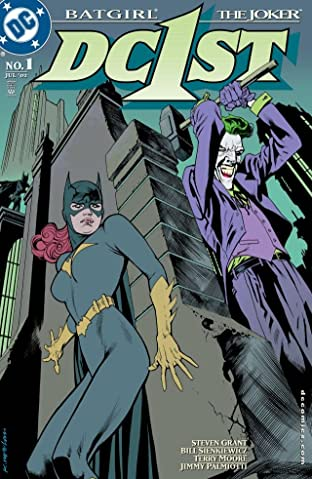 DC First: Batgirl/Joker #1