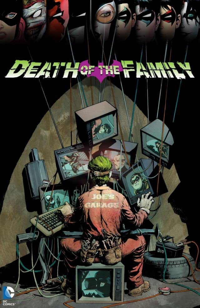 Death of the Family: Preview