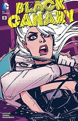 Black Canary (2015-2016) #8