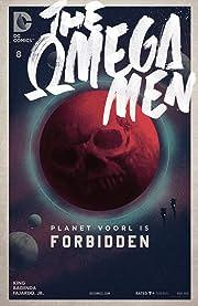 The Omega Men (2015-2016) #8