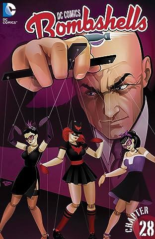 DC Comics: Bombshells (2015-) #28
