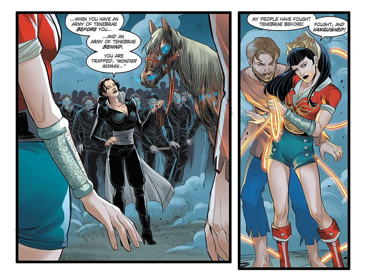 DC Comics: Bombshells (2015-2017) #28