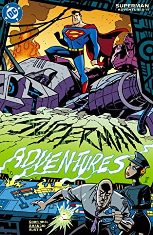 Superman Adventures (1996-2002) #64