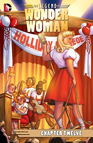 The Legend of Wonder Woman (2015-) #12