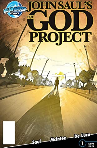 John Saul's The God Project #1