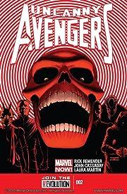 Uncanny Avengers (2012-2014) #2