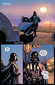 Star Wars: Darth Vader Vol. 2: Shadows and Secrets