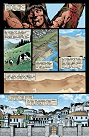 Conan the Avenger #21