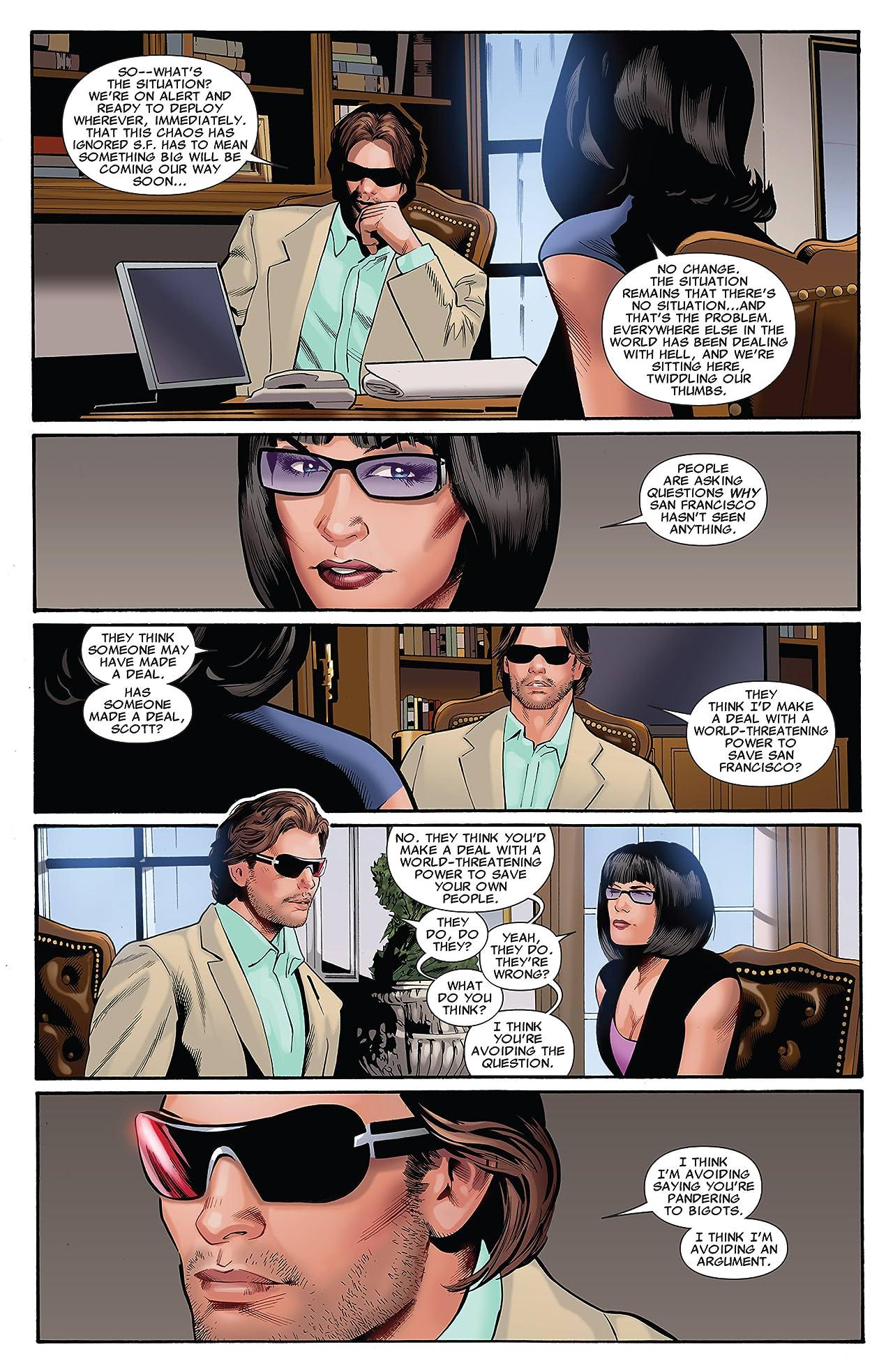 Uncanny X-Men (1963-2011) #540