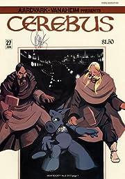 Cerebus Vol. 2 #2: High Society