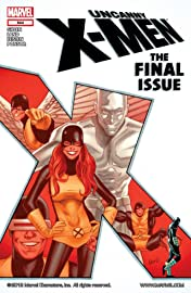 Uncanny X-Men (1963-2011) #544