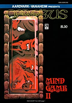Cerebus Vol. 2 #3: High Society