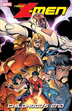 New X-Men: Childhood's End Tome 3