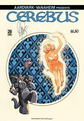 Cerebus Vol. 2 #4: High Society