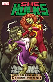 She-Hulks: Hunt For The Intelligencia