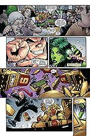 She-Hulks: Hunt For The Intelligencia
