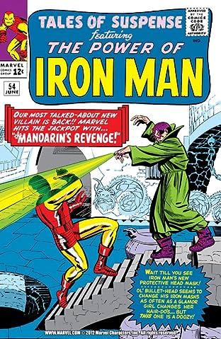 Tales of Suspense (1959-1968) #54