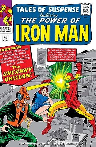 Tales of Suspense (1959-1968) #56