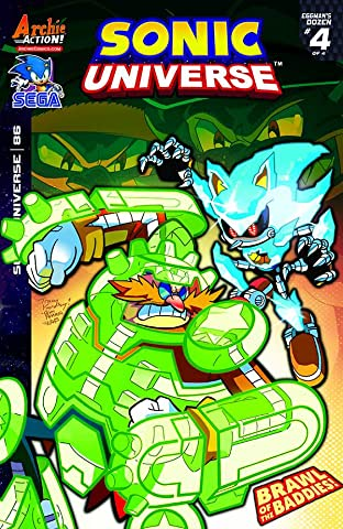 Sonic Universe #86