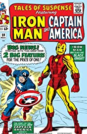 Tales of Suspense (1959-1968) #59