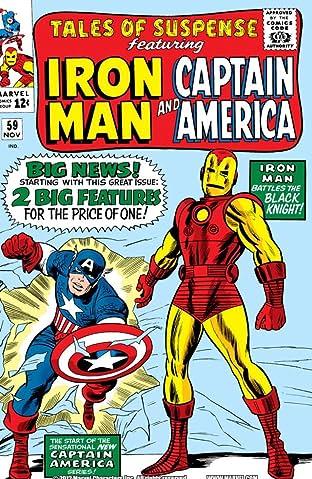 Tales of Suspense (1959-1968) #59