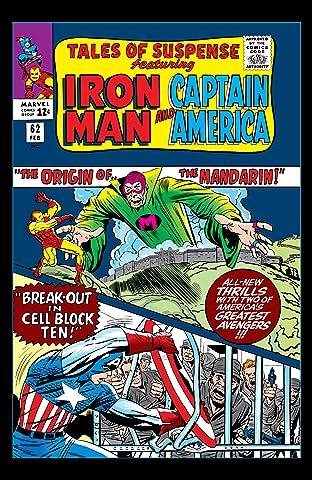 Tales of Suspense (1959-1968) #62