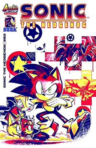 Sonic the Hedgehog #283