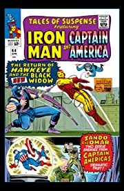 Tales of Suspense (1959-1968) #64