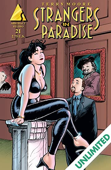 Strangers in Paradise Vol. 3 #21
