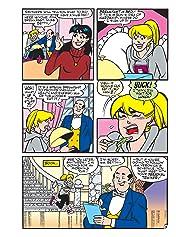 B & V Friends Comics Double Digest #247