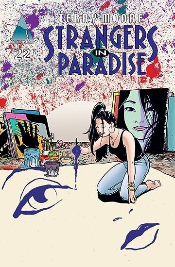 Strangers in Paradise Vol. 3 #22
