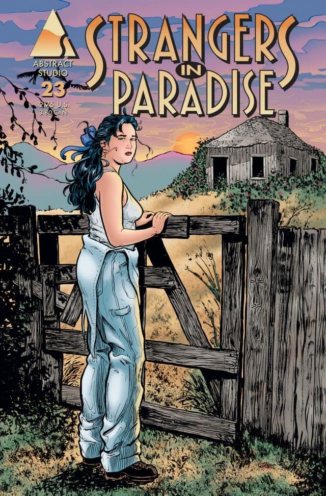 Strangers in Paradise Vol. 3 #23