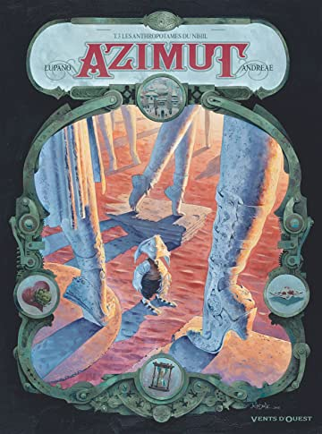 Azimut Vol. 3: Les Anthropotames du Nihil