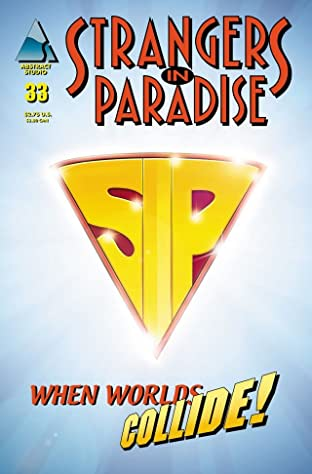 Strangers in Paradise Tome 3 No.33