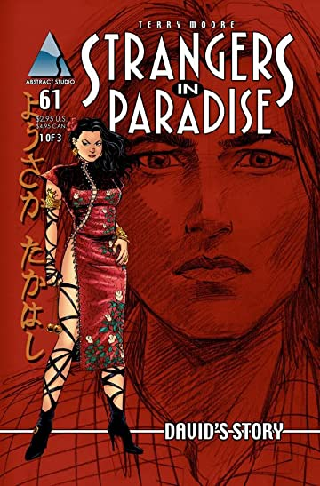 Strangers in Paradise Vol. 3 #61