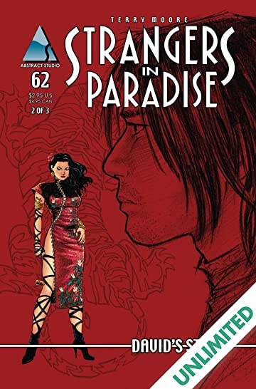 Strangers in Paradise Vol. 3 #62