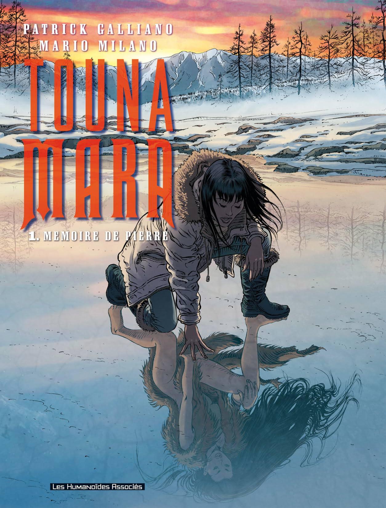 Touna Mara Vol. 1: Mémoire de pierre