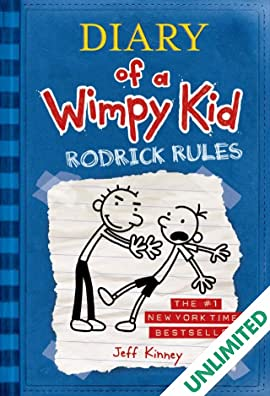 Diary Of A Wimpy Kid Vol 2 Rodrick Rules Comics By Comixology