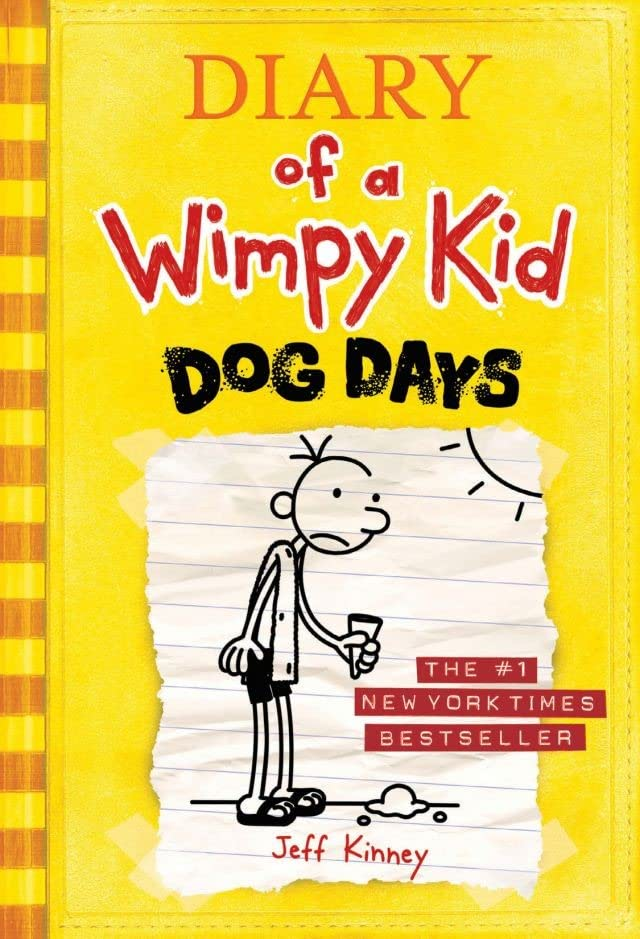 Diary of A Wimpy Kid Vol. 4: Dog Days