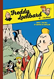 Freddy Lombard Tome 1: The Will of Godfrey of Bouillon