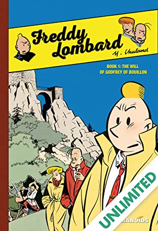 Freddy Lombard Vol. 1: The Will of Godfrey of Bouillon