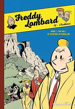 Freddy Lombard Vol. 1: The Will of Godfrey of Bouillon